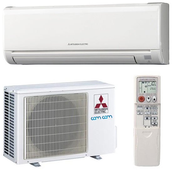 Кондиционер Mitsubishi Electric Classic no inverter MS-GF25VA/MU-GF25VA Купить