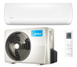 фото Кондиционер Midea Mission no inverter MSMB-07HRN1 ION Купить