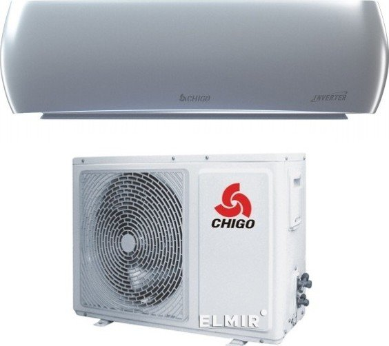 фото Кондиционер Chigo ODYSSEY New 188 WiFi INVERTER CS-35V3A-YA188 купить