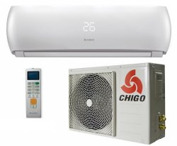 фото Кондиционер Chigo Lotus 156 INVERTER CS-51V3A-P156 купить
