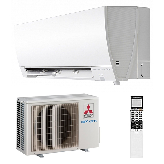 Кондиционер Mitsubishi Electric Deluxe inverter MSZ-FH25VE/MUZ-FH25VE Купить