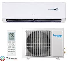 Кондиционер Hoapp Edge no inverter HSC-HA22VA/HMC-HA22VA  Купить